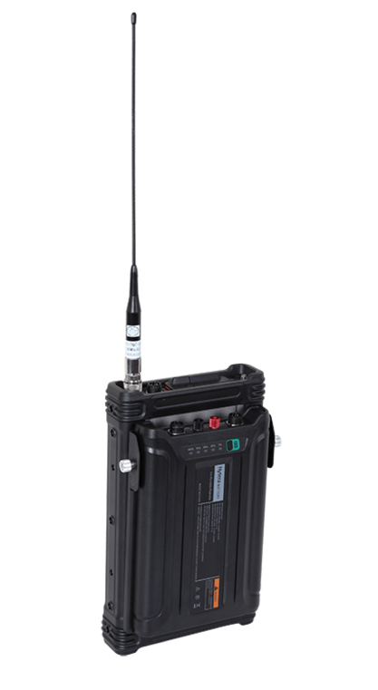 csm RD965 with antenna and battery